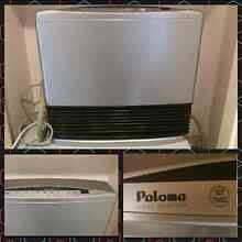 PALOMA LPG GAS HEATER-sold pending pickup! Long Jetty Wyong Area Preview