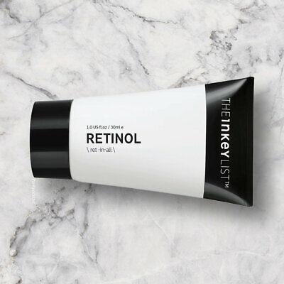 The INKEY List Retinol Anti-Aging Serum - 1 oz/ 30 mL NEW in box with gifts