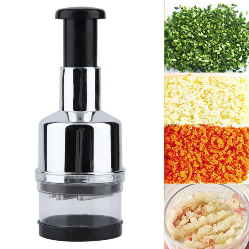 Magic Onion Vegetable Garlic Mincer Cutter Peeler