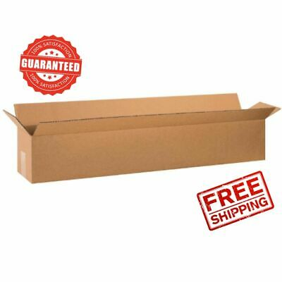 24pcs 36 X 6 X 6 Long Cardboard Corrugated Boxes 65lbs Capacity 200ect-32