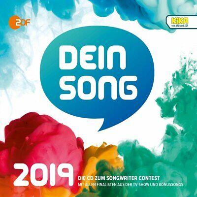 Dein Song 2019 CD NEU OVP