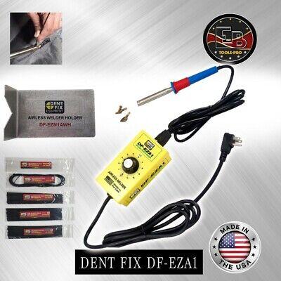 Dent Fix Equipment Df-eza1 Airless Plastic Welder Kit
