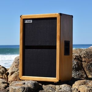2x15 Eminence-loaded Bass Cab by Midnight Amplification Paddington Brisbane North West Preview