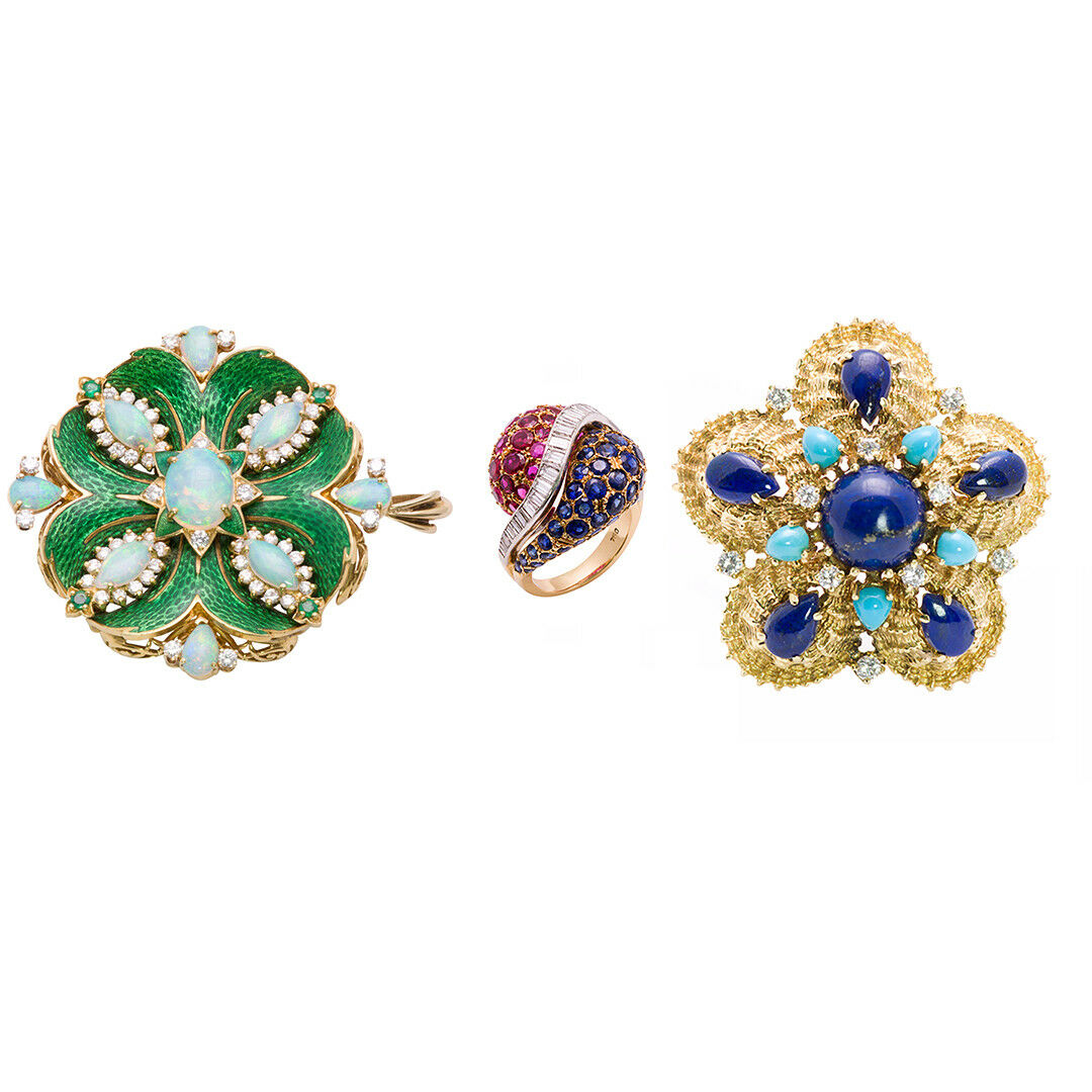 DSF Antique Jewelry