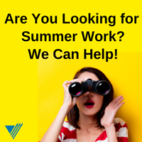 Student Work - Part-Time / Full-Time / Summer Positions