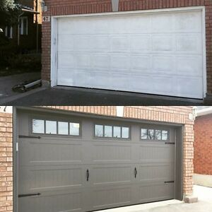 SAVE ON GARAGE DOORS Cambridge Kitchener Area image 3