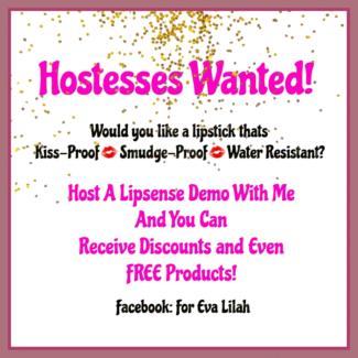 Wanted: Lipsense Hostess Wanted
