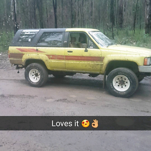 1986 4runner Woodberry Maitland Area Preview