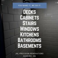 J&L Precision Renovations