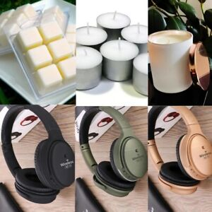 Headphones and Candles Gift Pack the ultimate Christmas gift