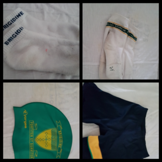Brigidine college girls uniform items