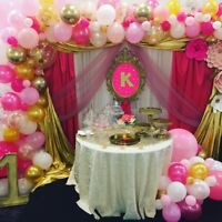 Party Decoration , Balloon Arch, Birthdays, Showers...