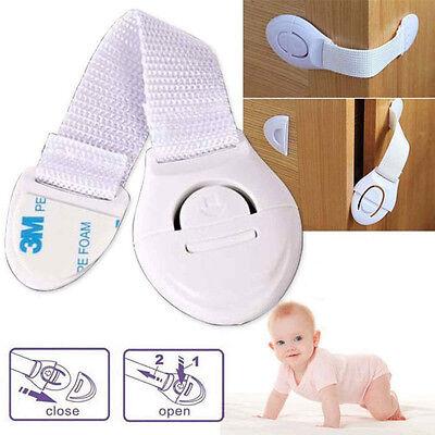 20 Pcs Kindersicherung Schrankschloss Schubladensicherung Baby Kinder Schutz