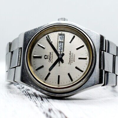 Vintage Omega Seamaster Cosmic 2000 Automatic Watch