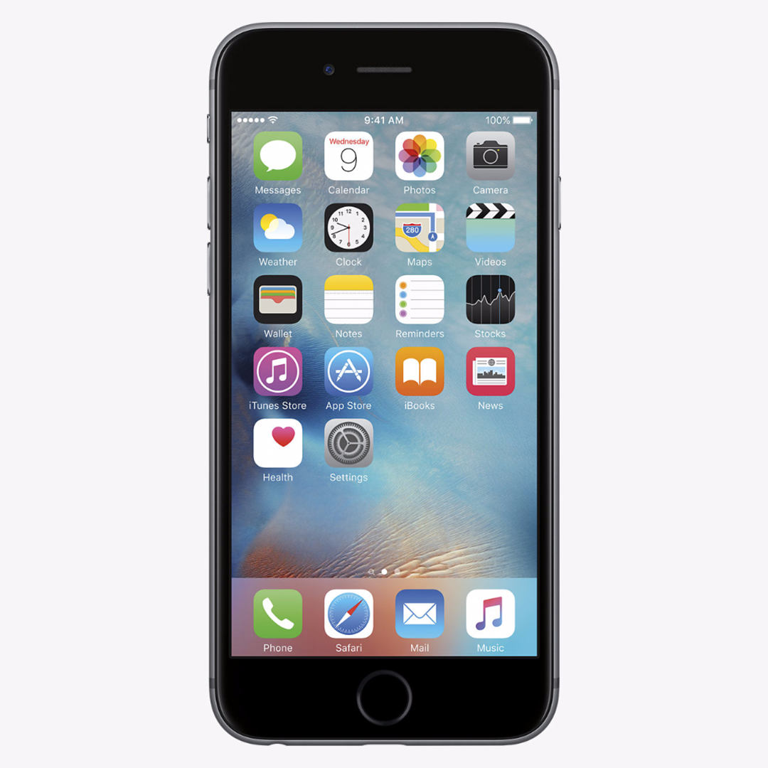 Apple iPhone 6 16GB GSM Factory Unlocked 4G LTE Camera Smartphone