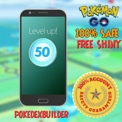 Pokemon Go 1, 000, 000 XP FARM FREE Stardust  Keep Shiny Caught 100% SAFE