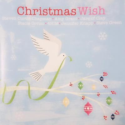 Christmas Wish Songs Amy Grant Jars of Clay Holiday Music Winter Steve Green ()