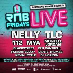 RNB FRIDAY NIGHT'S TICKETS WANTED X 2 Heathcote Bendigo Surrounds Preview