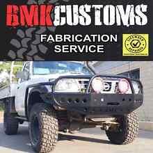 BMK Customs Welder fabrication 4x4 accessories sliders bar work Bellevue Swan Area Preview