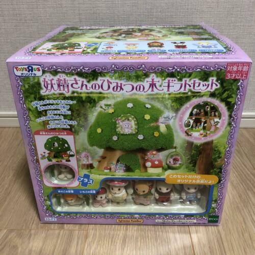 Sylvanian Families SECRET TREES GIFT SET Fairy ToysRus 10-FT Calico Critters