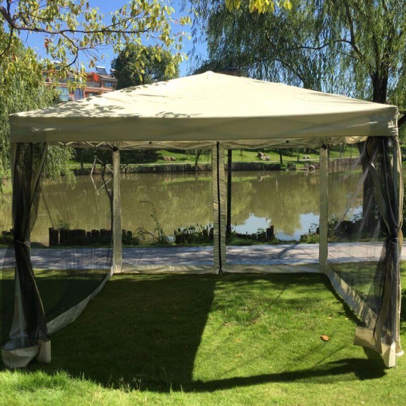 outdoor gazebo canopy 10 x10 pop up