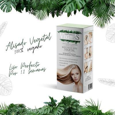 Alterlook Veg Liss Kit Tratamiento De Alisado Capilar Con Queratina y Vegano