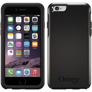 Never Used Otterbox Symmetry Black iPhone 6/6S Plus