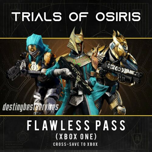 Destiny 2: Trials Of Osiris Flawless