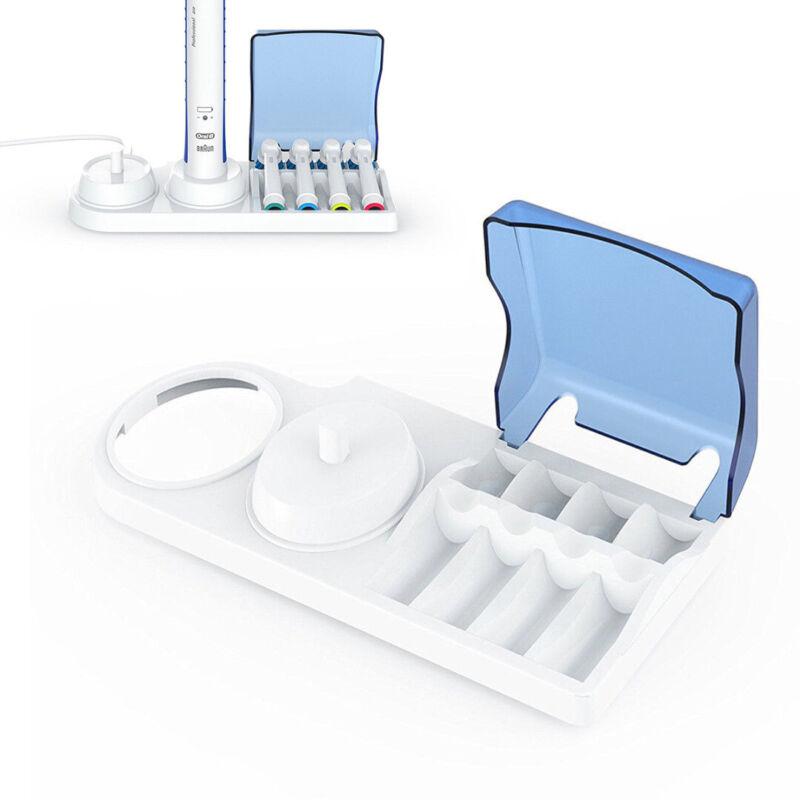 1x Zahnbürstenhalter Ständer für Oral-B Elektrische Zahnbürsten Aufsteckbürsten