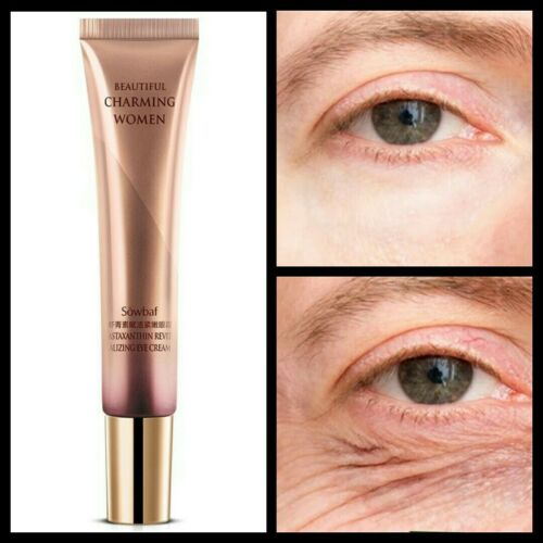Anti Wrinkle Eye Lifting Cream Remove Dark Circles Eye Bags With Hyaluronic Acid