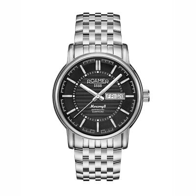 Father's Day Special - Roamer Swiss Made Automatic Men's Bracelet Watch