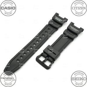 CASIO Band 10304195 TWIN SENSOR SGW-100,SGW100-1V,SGW-100B,SGW100B-3V