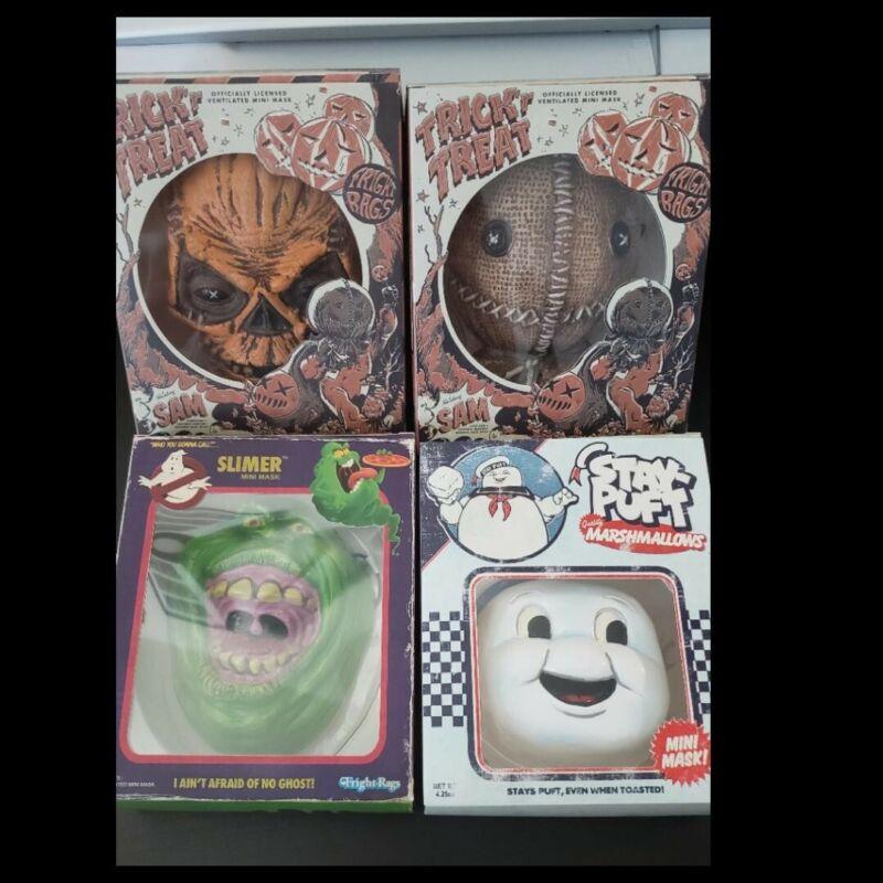 Fright Rags Mini Masks