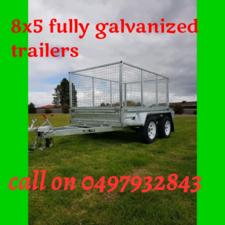 10/5 tandem Trailer for sale 👈👈👈👍👍👍 Endeavour Hills Casey Area Preview