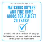 The China Hutch