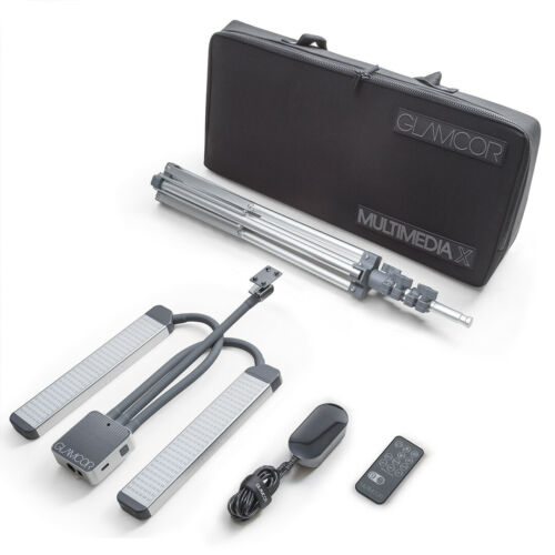 Glamcor Multimedia X Kit with Phone Clip Only