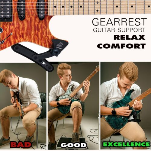 Gearrest guitar leg support Instrument gear equipment