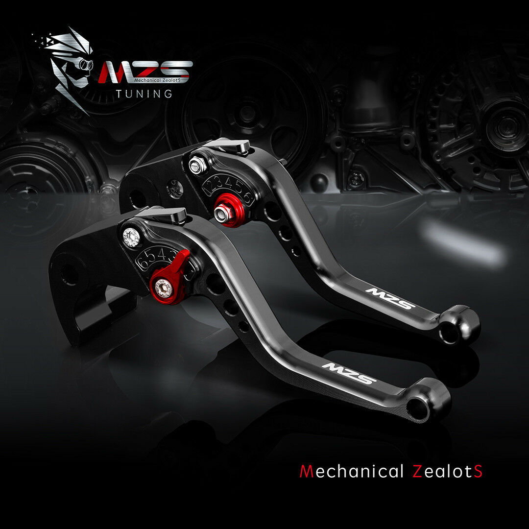 2000 2001 2002 2003 2004 2005 2006 Red Not VTR1000F MZS Short Levers Adjustment Brake Clutch CNC for Honda RVT1000 RC51 VTR1000 SP-1 SP-2