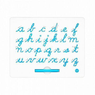 Kid o A-Z Cursive Lowercase Magnatab Learning Aid 002012 - Lowercase Cursive Z