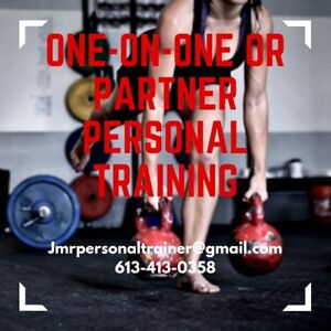 $60/ session Personal Training