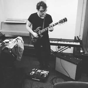 Matt Jenkin Guitar Tutoring - $30 for 1/2 hour or $50 for 1 hour Randwick Eastern Suburbs Preview