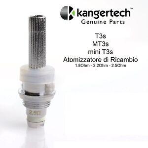 Coil-KangerTech-Head-MT3-T3-Resistenza