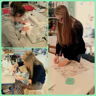 Introduction to Sewing for Adults