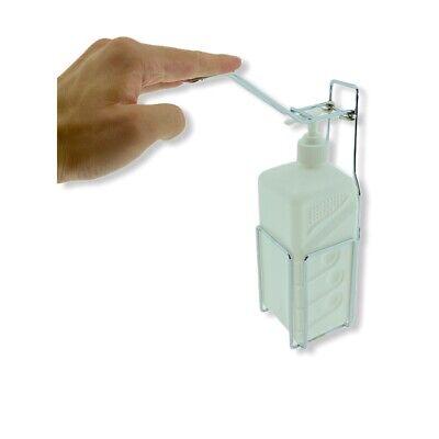 Mira 1000 ml Desinfektions & Seifenspender + 1 Behälter Gratis