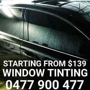 CAR WINDOW TINTING STARTS FROM $139 Ryde Ryde Area Preview