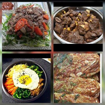 Recipe book books ebayshopkorea discover korea on ebay korea food recipe cook guide book korean cooking items bibimbap kimchi etc forumfinder Gallery