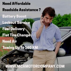 Emergency Roadside Assistance - from $9.95/month