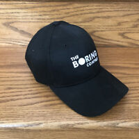 0c35815a7ce5c New without tags The Boring Company Hat Black Elon Musk Tesla Space X  Authentic Baseball Cap Best Offer