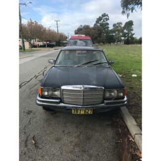 1979 Mercedes-Benz W116 V8 450 SEL Old School Cool $2000 ono Bentley Canning Area Preview