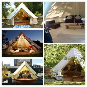 Up to $300 discount off our Luxury Bell tents Coolangatta Gold Coast South Preview